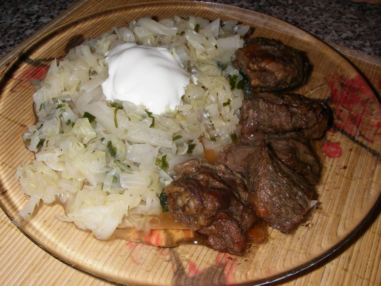 Рецепт приготовления мяса