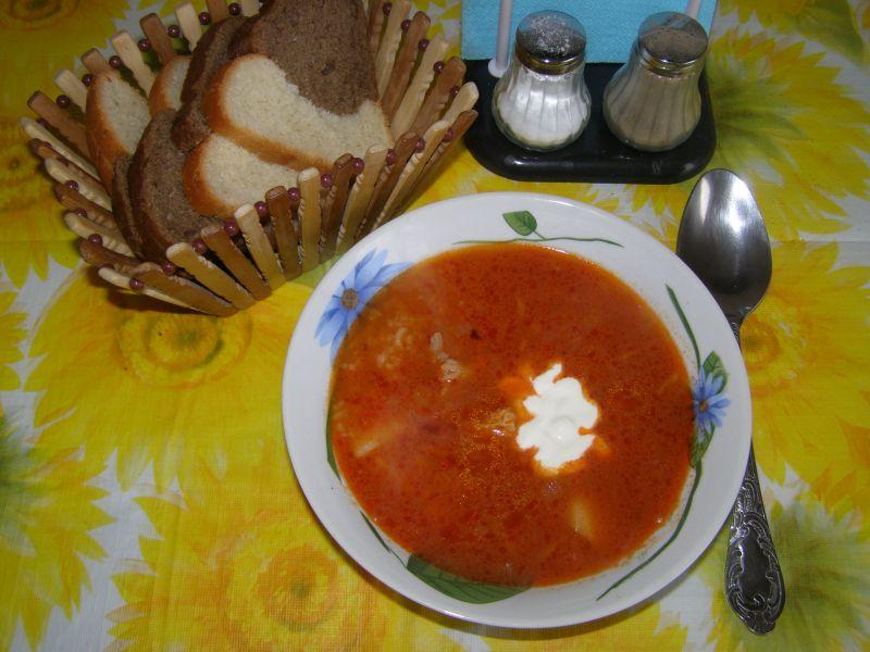 Суп Харчо, рецепт